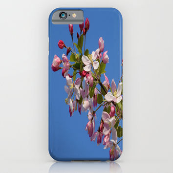 reach for the sky iPhone & iPod Case by Laura Santeler