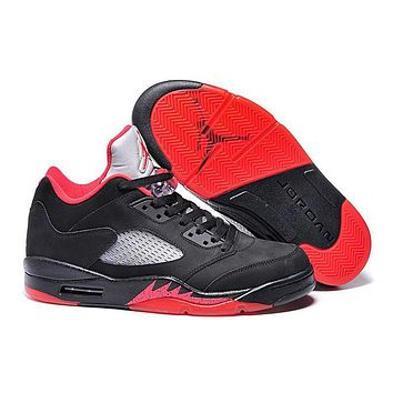 Air Jordan 5 Retro Low 819171 001 Men Leather Sneaker Us8 12 | Best Deal Online