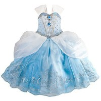 Disney Limited Edition Musical Cameo Cinderella Costume for Girls | Disney Store