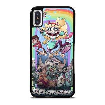 DISNEY STAR VS THE FORCE OF EVIL iPhone X Case Cover