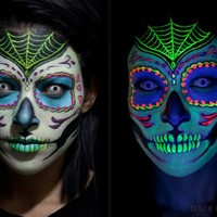 16 Day of the Dead Makeup Ideas