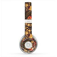 The Colorful Floral Pattern with Strawberries Skin for the Beats by Dre Solo 2 Headphones