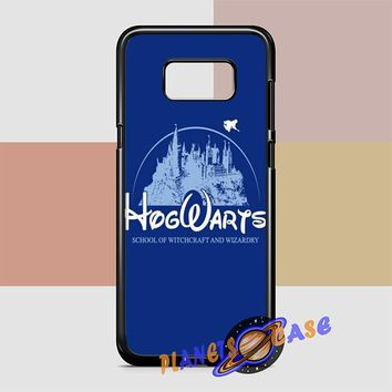 harry potter hogwart disney Samsung Galaxy S8 Plus Case Planetscase.com