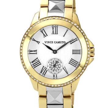 Vince Camuto Ladies Two-Tone Bracelet Watch