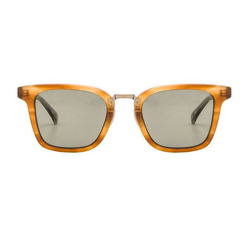 Light Tortoise Frame Sunglasses by Salt