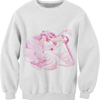 Rose Quartz Spirit Animal Sweater