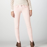 AEO Women's Corduroy Jegging (Peach)