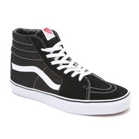 Vans SK8 Hi Shoes - Mens Shoes - Black