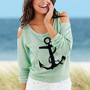 Anchor sweatshirt from VENUS