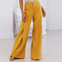 Diane Chloe Fit & Flare Trousers