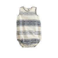 BABY ONE-PIECE IN NAVAJO STRIPE