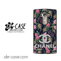 Floral Chanel 1 For LG G4 Case Phone Case Gift Present YO