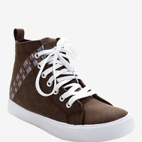 Star Wars Chewbacca Hi-Top Sneakers