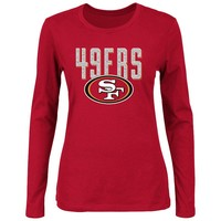 Majestic San Francisco 49ers Added Advantage Tee