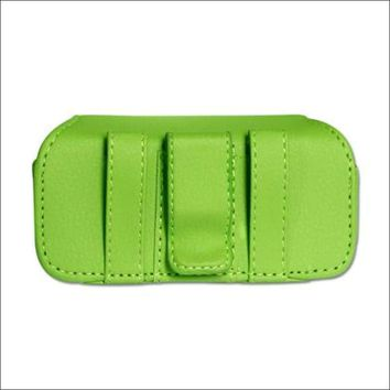 HORIZONTAL POUCH HP11A MOTOROLA 7 GREEN 4.9X2.2X0.6 INCHES: Case Of 120