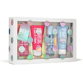 Fresh & Clean and Wild & Breezy Gift Set - PINK - Victoria's Secret