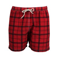 The John Short in Pillar Box Red by Barbour