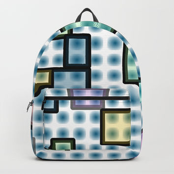 zappwaits glass Backpack by netzauge