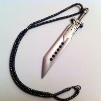 Final Fantasy - Cloud Strife - Necklace