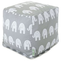 Gray Ellie Small Cube