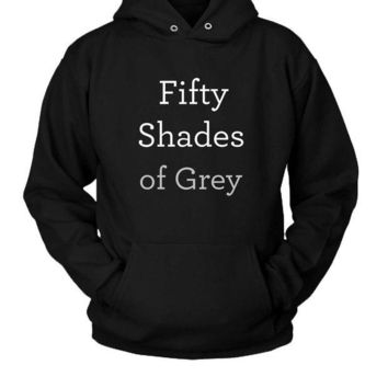 DCCKL83 The Fifty Shades Of Grey Hoodie Two Sided