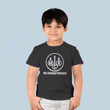 Kids T-shirt - My Chemical Romance Logo