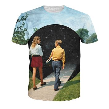 ROTS Into The Black Hole T-Shirt