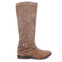 Camel VANCE-14 Multi Strap Boots