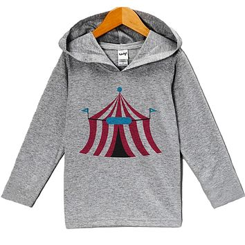 Custom Party Shop Baby Boy's Novelty Circus Tent Hoodie Pullover