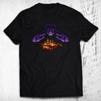 Streets of Rage Mr. X Men's Video Game T-shirt