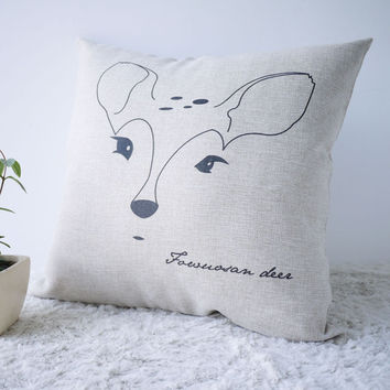 Home Decor Pillow Cover 45 x 45 cm = 4798552004