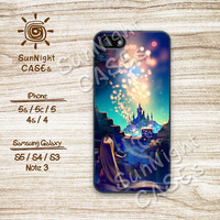 Disney, Tangled, Castles, iPhone 5 case, iPhone 5C Case, iPhone 5S case, Phone case, iPhone 4 Case, iPhone 4S Case, Phone Skin, dy01