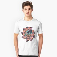 """Demarco Flower"" Unisex T-Shirt by G0ds0fmusic 