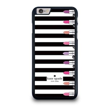 KATE SPADE LIPSTICK iPhone 6 / 6S Plus Case Cover