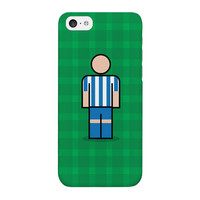 Porto Full Wrap High Quality 3D Printed Case for iPhone 5C by Blunt Football European