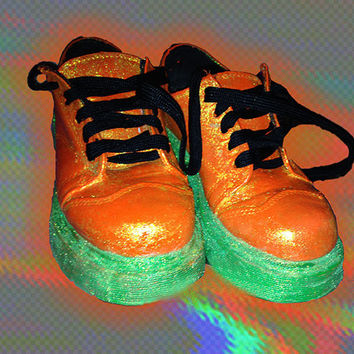 Best Iridescent Shoes Products On Wanelo