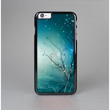 The Electric Teal Volts Skin-Sert Case for the Apple iPhone 6