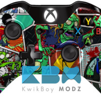 Zombiecom Xbox One Controller