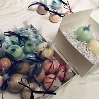 Bath Bomb Spa Gift Set for Her.