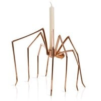 Spider Candleholder | Stuart Richards | Wolf & Badger