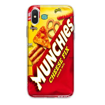 MUNCHIES CHEESE FIX CUSTOM IPHONE CASE