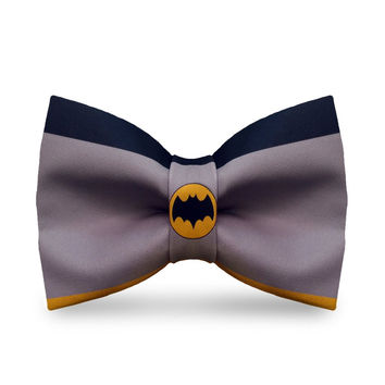 Batman Mens Bow Tie