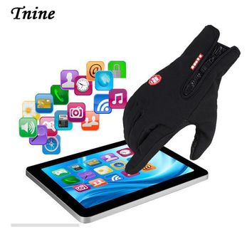 WINDPROOF Magic Touchscreen / Texting Winter Gloves for iPhone & SmartPhone 3 SizeM/L/XL Winter Motorcycle Windproof Warm Gloves