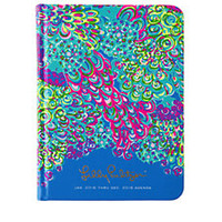 12 Month Agenda - Lilly's Lagoon - Lilly Pulitzer