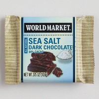 World Market® Changemaker Sea Salt Chocolates, Set of 10