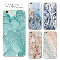 Marbled Phone Cases