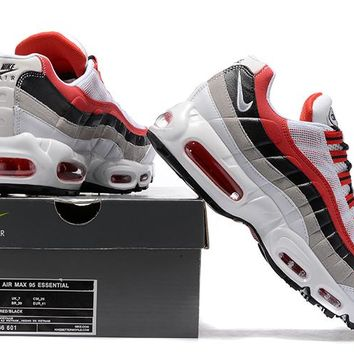 "Nike Air Max 95 ""University Red"" 749766-601 40-46 ffe952029d1c"