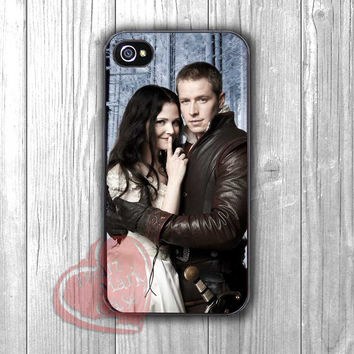 Prince Charming and Snow White cute couple image -SrnD for iPhone 4/4S/5/5S/5C/6/ 6+,samsung S3/S4/S5,samsung note 3/4