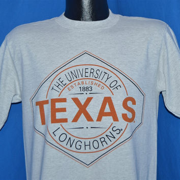 90s University of Texas Longhorns Tabasco Spoof t-shirt Medium