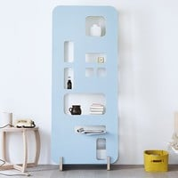 Priscilla Bookcase - Blue -15%